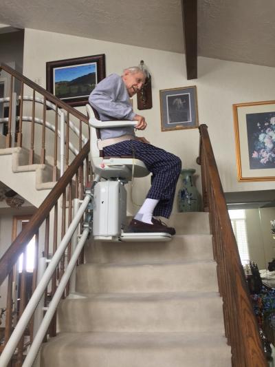 Stairlift Customer - 0