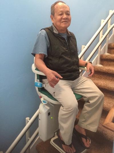 Stairlift Customer - 1